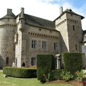 La Vigne, Castles in France