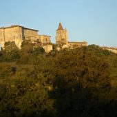 Lavardens, Castles in France