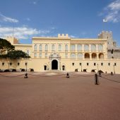 Monaco - Princely Palace, Castles in France