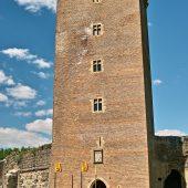 Montaner, Castles in France