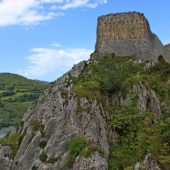 Montsegur, Castles in France
