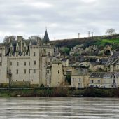 Montsoreau, Castles in France