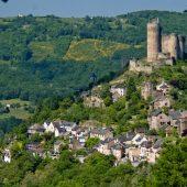 Najac, Castles in France