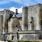 Niort, Castles in France