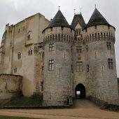 Nogent-le-Rotrou, Castles in France