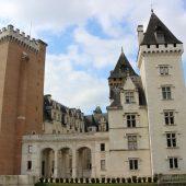 Pau, Castles in France
