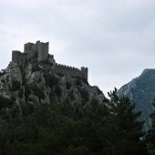 Puilaurens, Castles in France