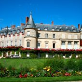 Rambouillet, Castles in France