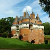Rambures, Castles in France