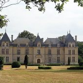 Ravignan, Castles in France