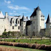 Rivau, Castles in France