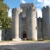 Roquetaillade, Castles in France