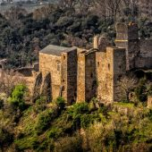 Saissac, Castles in France