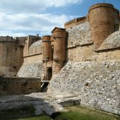 Salses, Castles in France