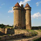 Sarzay, Castles in France