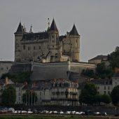 Saumur, Castles in France