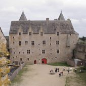 Suscinio, Castles in France