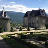 Touvet, Castles in France