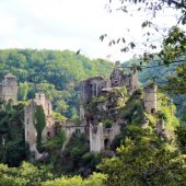 Towers of Merle, Castles in France