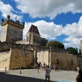 Uzes, Castles in France
