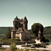 Val, Castles in France
