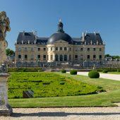 Vaux le Vicomte, Castles in France