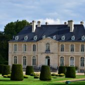 Vendeuvre, Castles in France