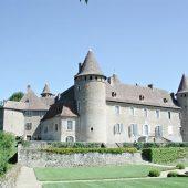 Virieu, Castles in France