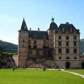Vizille, Castles in France
