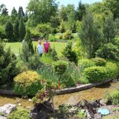 Botanical garden, Things to do in Kosice, Slovakia