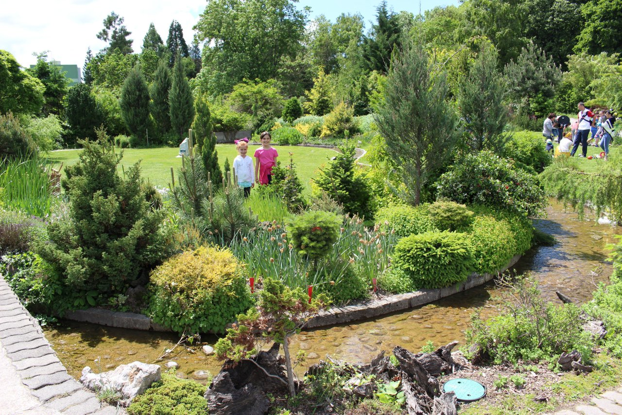 Botanical garden, Things to do in Kosice, Slovakia