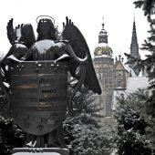 City Coat-of-Arms, Kosice, Slovakia