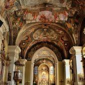 Dominican Church in Kosice, Slovakia