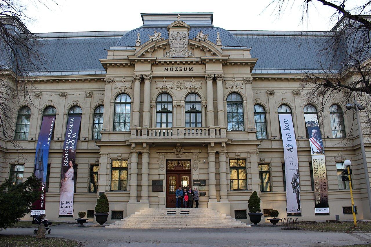 East Slovak Museum, Kosice, Slovakia