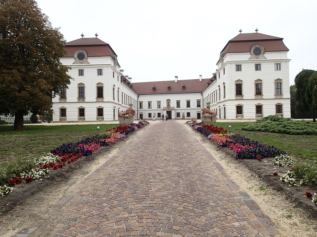 Esterhazy Palace, Papa, Places to Visit in Hungary