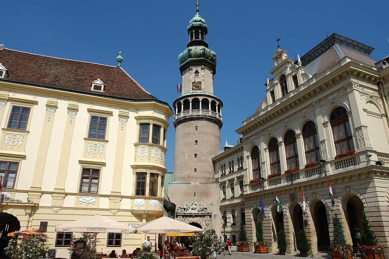 Firewatch Tower, Sopron, Places to Visit in Hungary