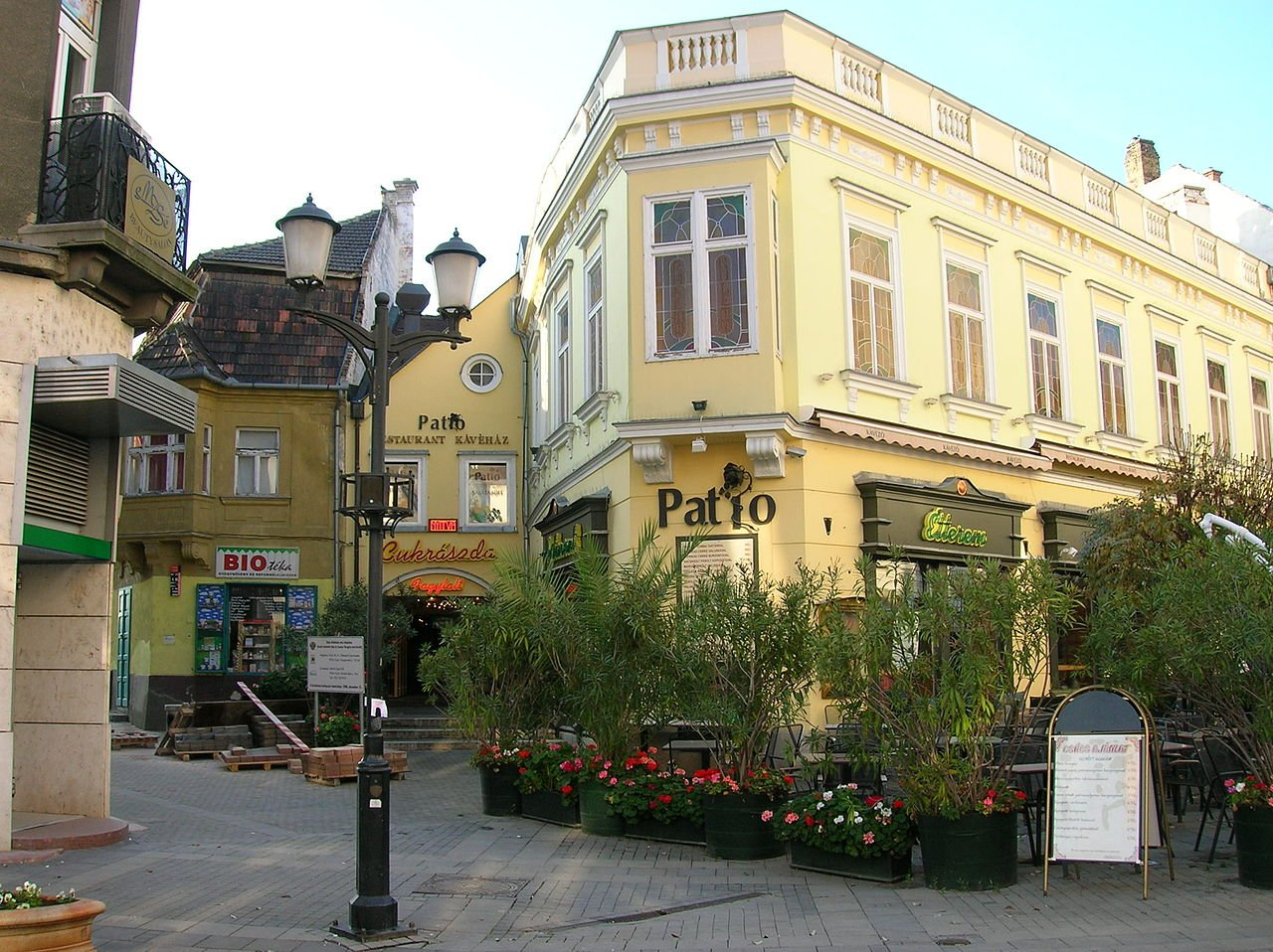 Gyor, Places to Visit in Hungary