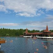 Heviz, Thermal lake, Places to Visit in Hungary