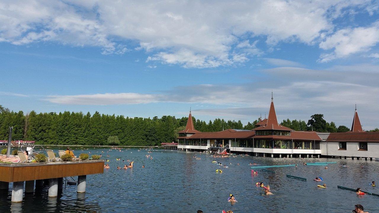 Heviz, Thermal lake, Places to Visit in Hungary