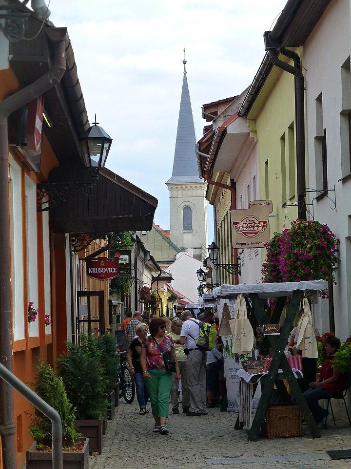 Hrnciarska Street, Kosice, Slovakia