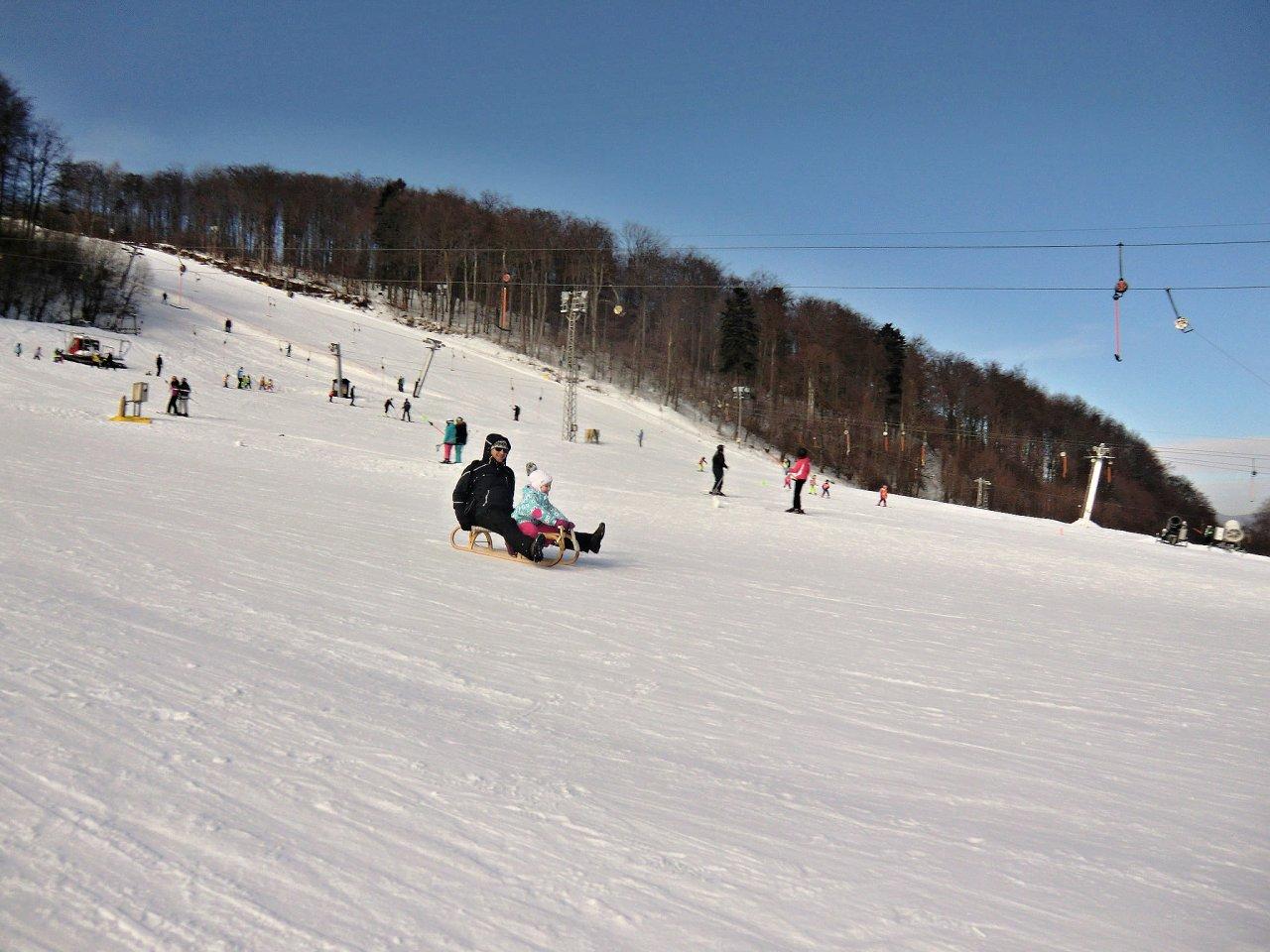 Jahodna ski resort, Kosice, Slovakia
