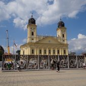 Kossuth Square, Debrecen, Places to Visit in Hungary