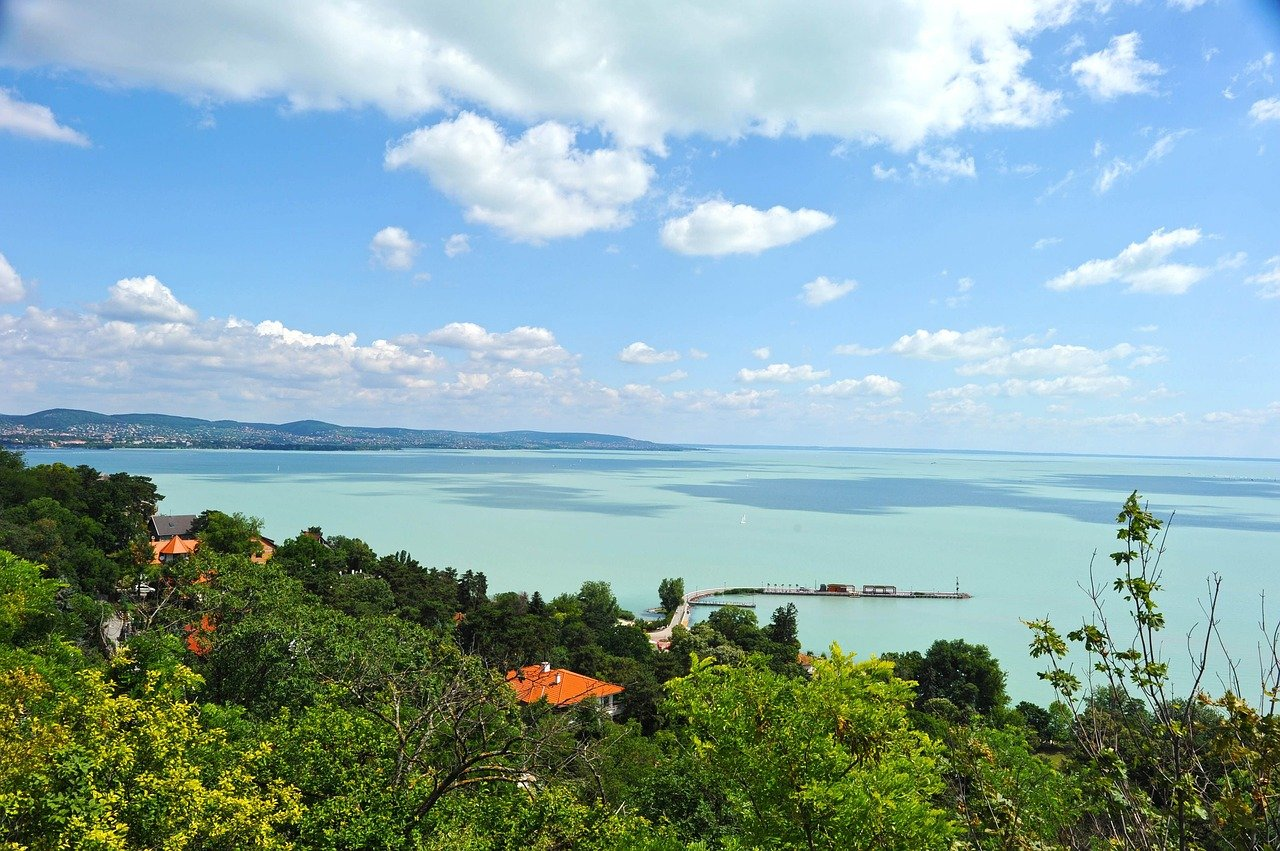 Lake Balaton, Places to Visit in Hungary