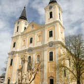 Mary Magdalene Church, Zalaegerszeg, Places to Visit in Hungary