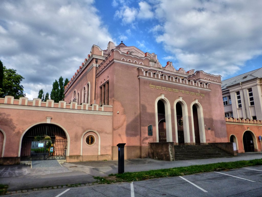 Orthodox synagogue and Jewish School, Kosice, Slovakia