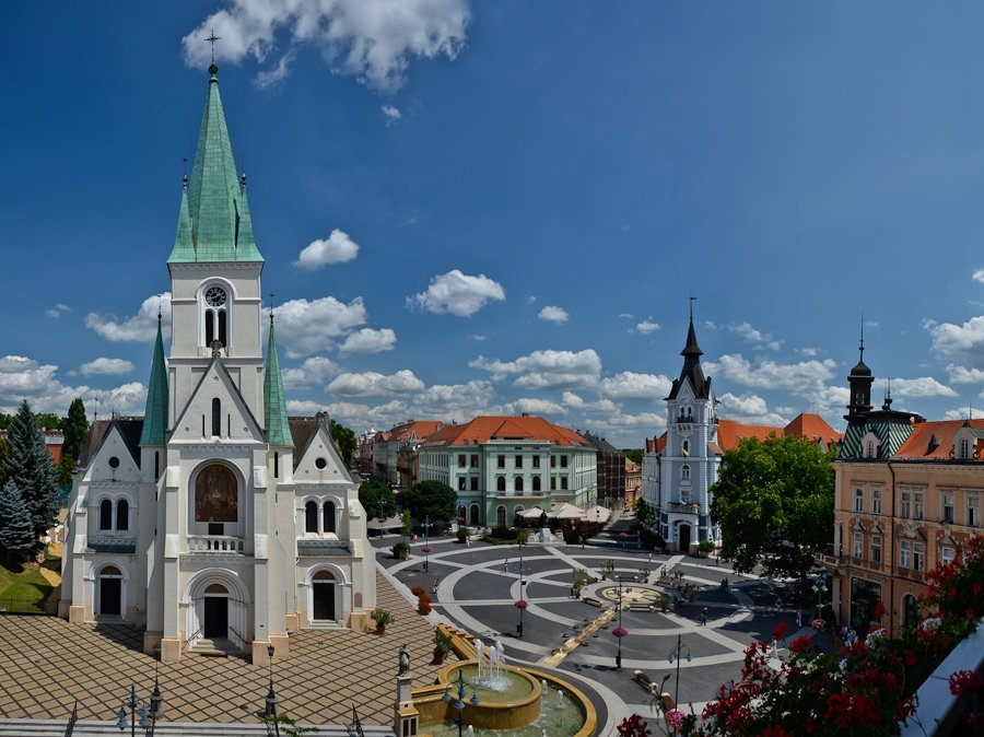 Our Lady of the Assumption Cathedral, Kaposvar, Places to Visit in Hungary