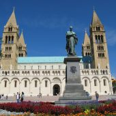 Pecs Cathedral, Places to Visit in Hungary