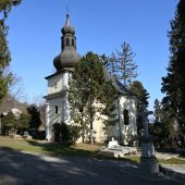 Rozalia cemetery, Kosice, Slovakia - 2