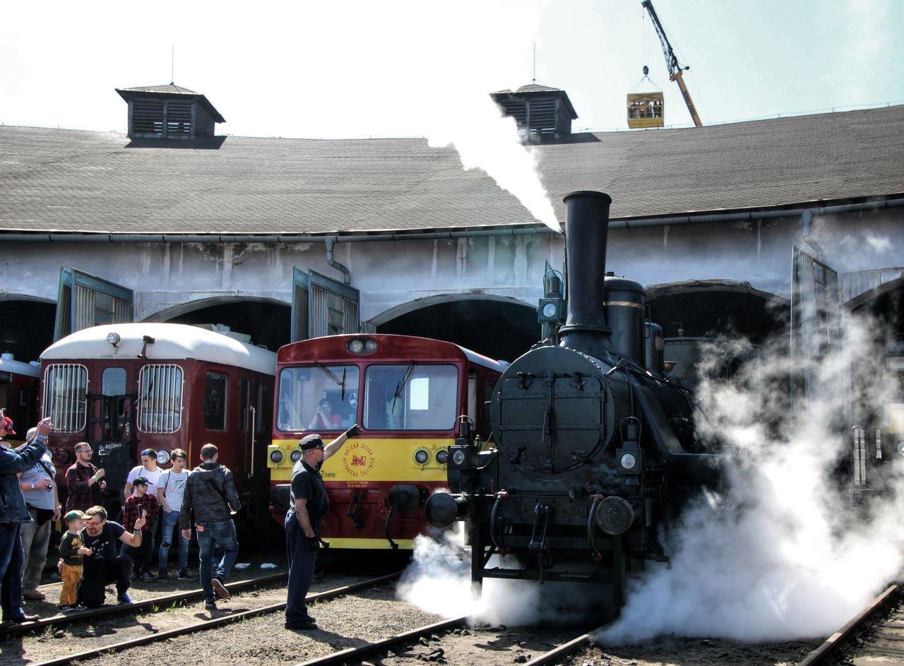 Rusnoparada – train event – Kosice, Slovakia