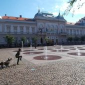 Szolnok Town Hall, Kossuth Square, Places to Visit in Hungary